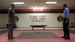 cobra kai: primer trailer de la secuela de karate kid