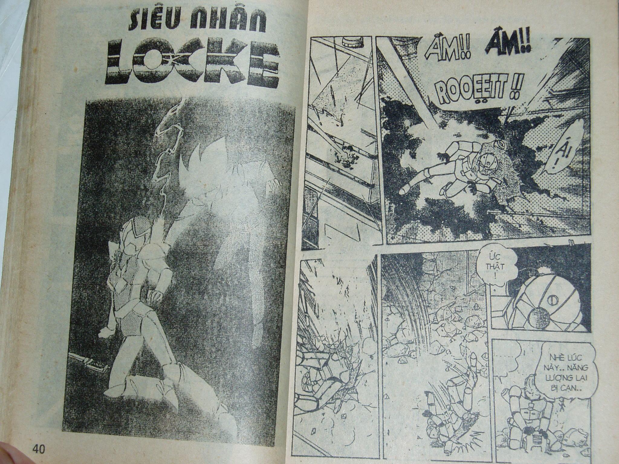 Siêu nhân Locke vol 16 trang 19