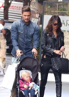 Giroud Cjennifer And Baby