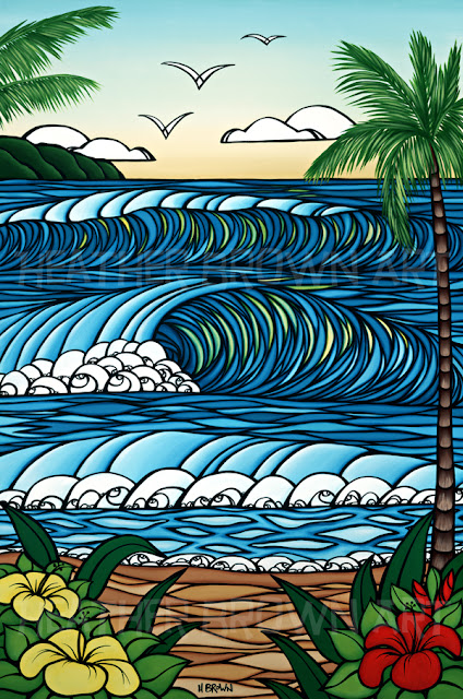 iconic surf art godmother of modern surf art