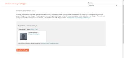 buat blog gratis di blogspot