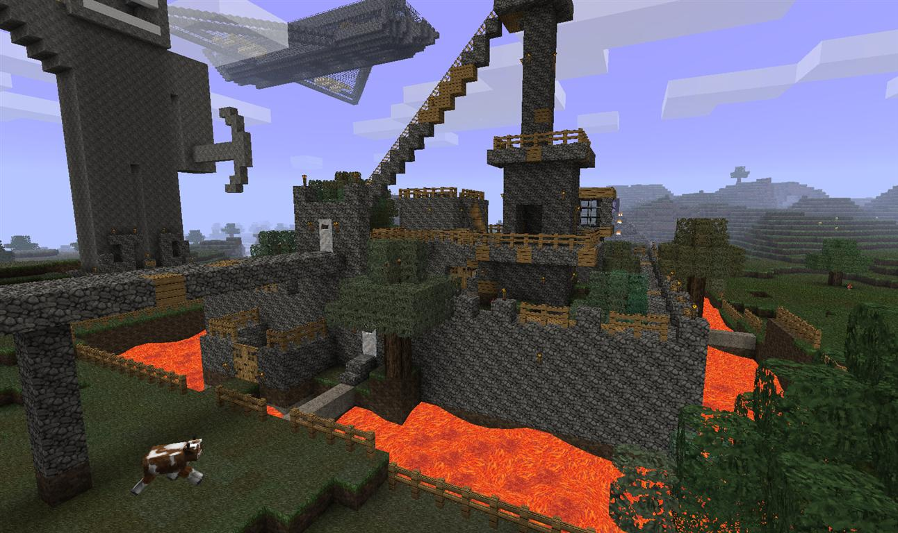 Jd S Gaming Blog Minecraft Creations Singleplayer March April