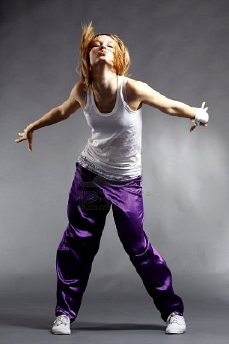 girls dancing hip hop naked