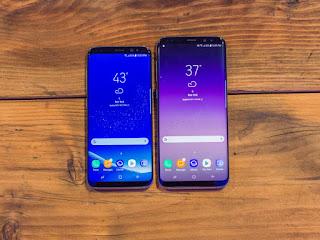 صور  هاتف سامسونج جالاكسي S8 و Galaxy S8 Plus