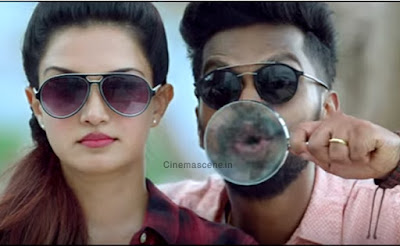 Chunkzz malayalam movie  Video Song penne penne kathali |Balu Varghese , Honey Rose