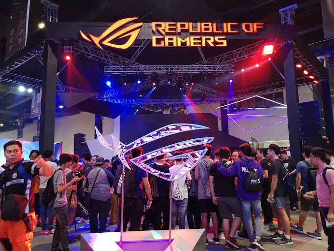 ESGS 2018: ASUS ROG Unleashes its Game Changer Smartphone, the ROG Phone