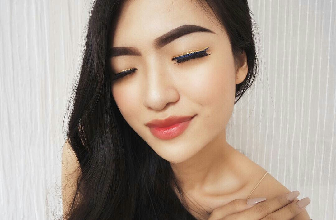 Makeup Look Inspired By Sanly Liuu