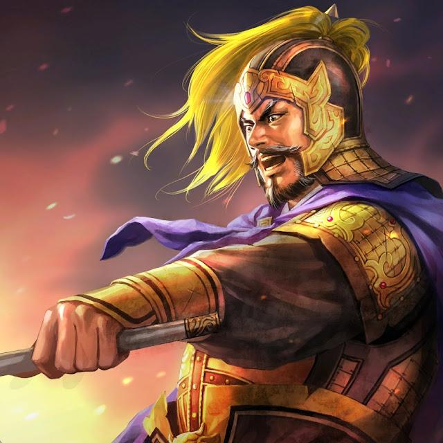 Chapter 7 : Yuan Shao Fights Gongsun Zan At The River Pan; Sun Jian Attacks Liu Biao Across The Great River.