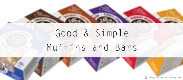 Good and Simple Muffins and Bars Review featuring Banana Bran Muffins and Blueberry Oatmeal Bars
