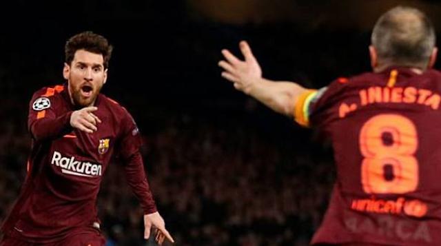 Arti Penting Gol Messi ke Gawang Chelsea