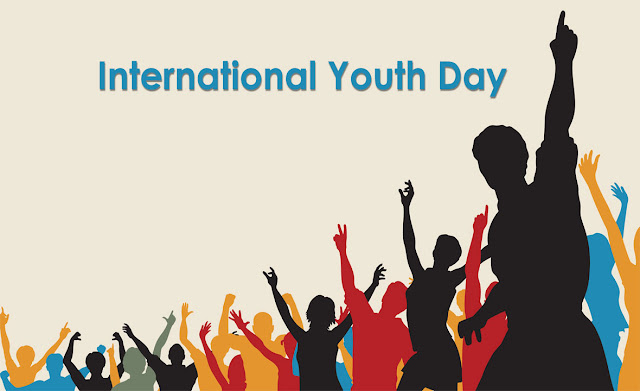 international youth day,youth,youth day,international youth day 2019,international youth day 2018,international youth day speech,international youth day (holiday),international youth day activities,international youth day celebration,international,2018 international youth day,2017 international youth day,international youth day skit,international youth day 2017,international youth day songs