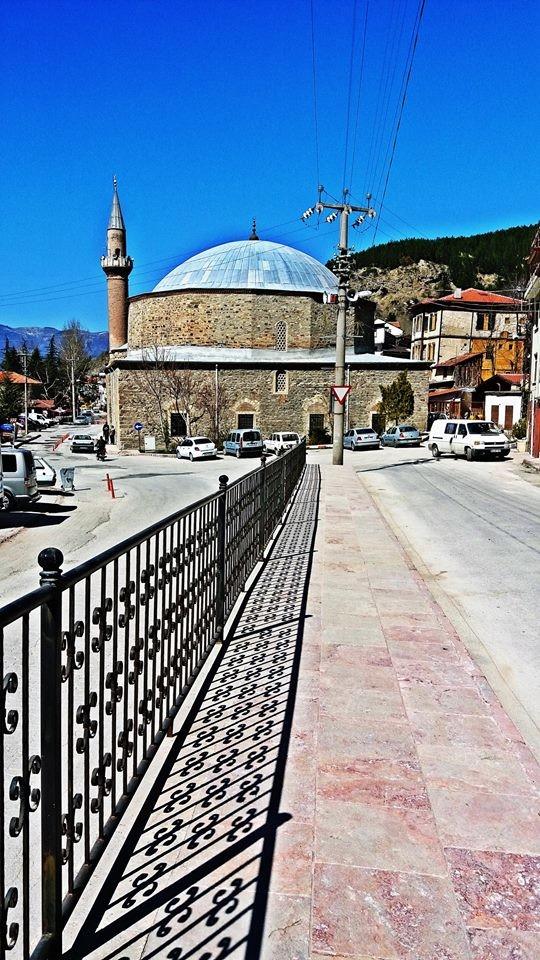 Yıldırım Bayezid Camii ( Büyük Cami ) - Foto 3
