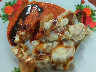 Resep Baso Tahu Bandung Sederhana dengan Saus Siomay