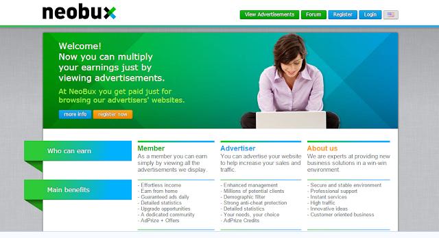 Neobux se online paise kaise kamaye