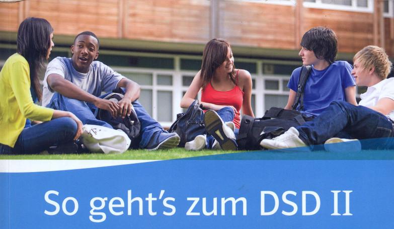 حصريا الكتاب الرائع So geht's zum DSD II