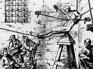 www.fertilmente.com.br - O Berço de Judas era uma técnica de execução cruel mas comum na antiguidade