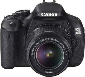 Canon EOS 600D Manual