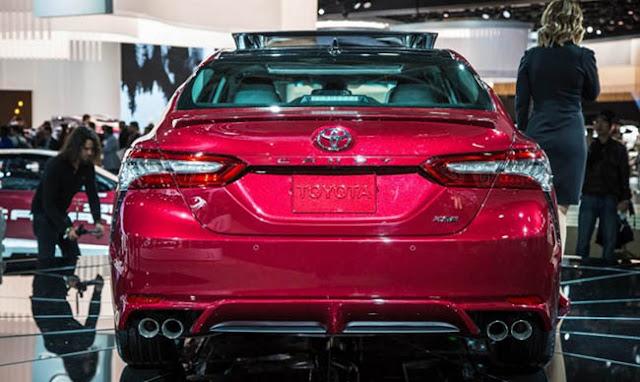 2018 Toyota Camry Motor Sport