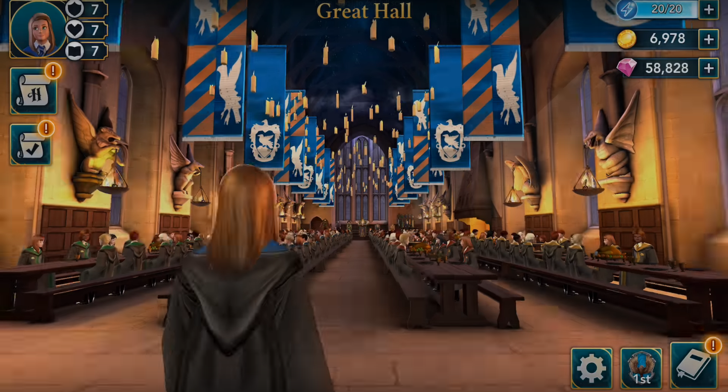 Harry Potter: Hogwarts Mystery Unleashes Magic for Mobile Games