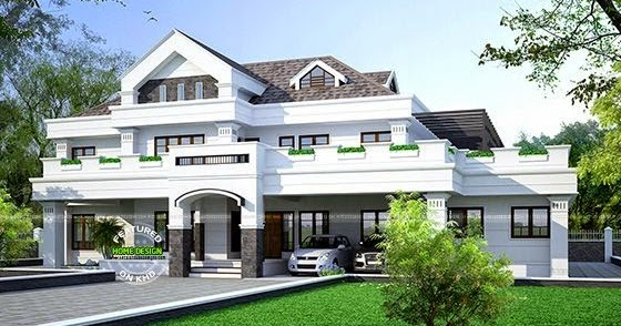 5649 Sq-ft 5 Bhk House Exterior