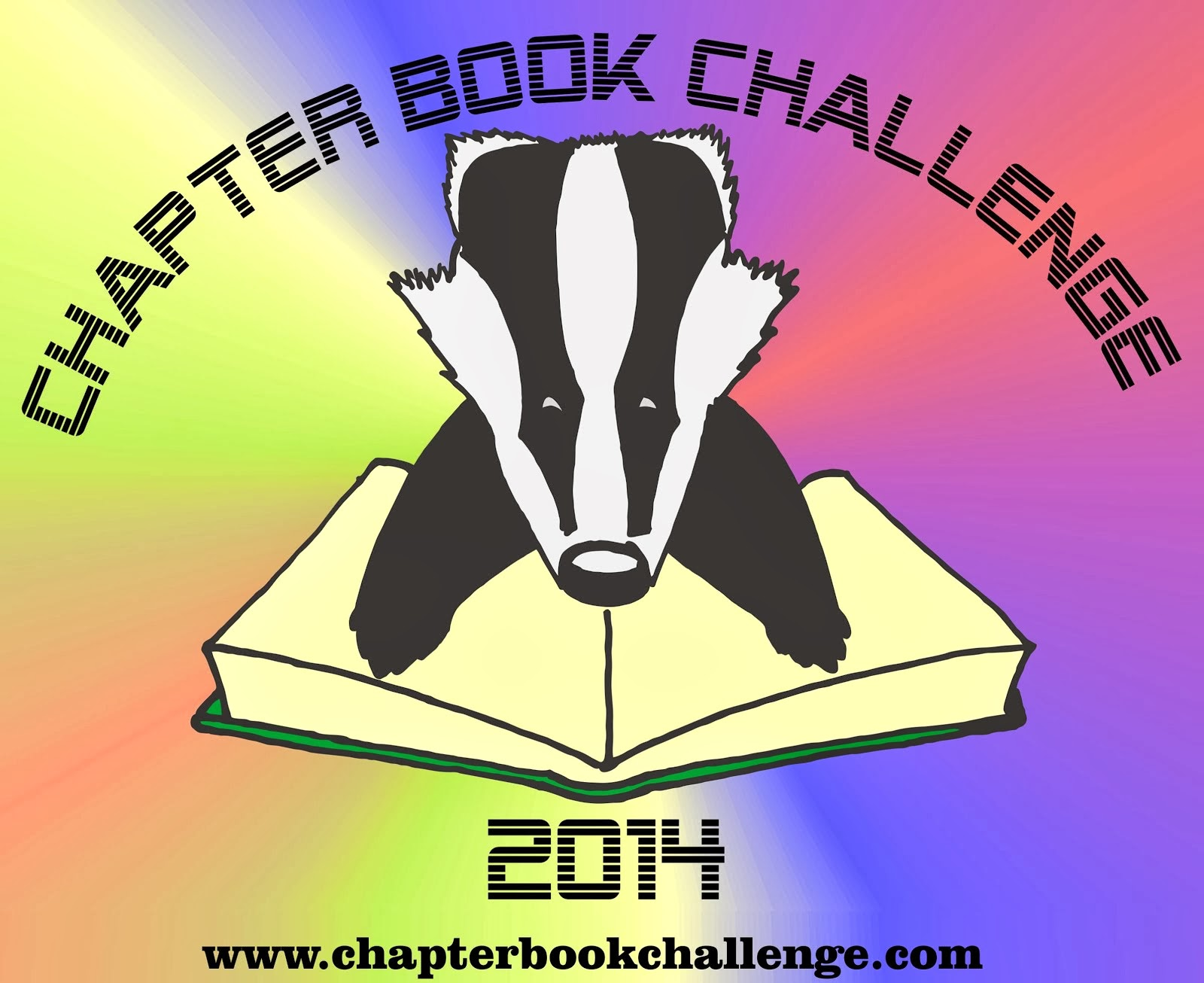 Chapter Book Challenge 2014