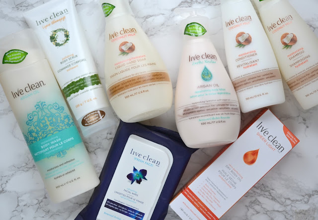 GIVEAWAY | Jayne's Live Clean Favourites!