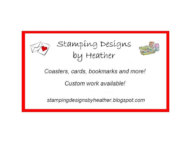 Stamping Designs by Heather