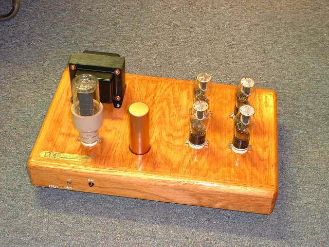 Mono and Stereo High-End Audio Magazine: Space Tech Lab Tube Buffer