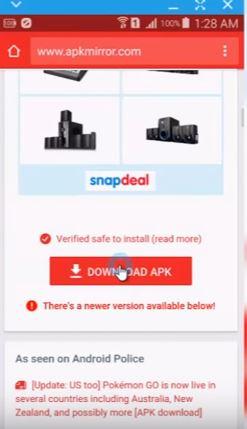pokemongo kaise android mobile me install karte hai hindi 2