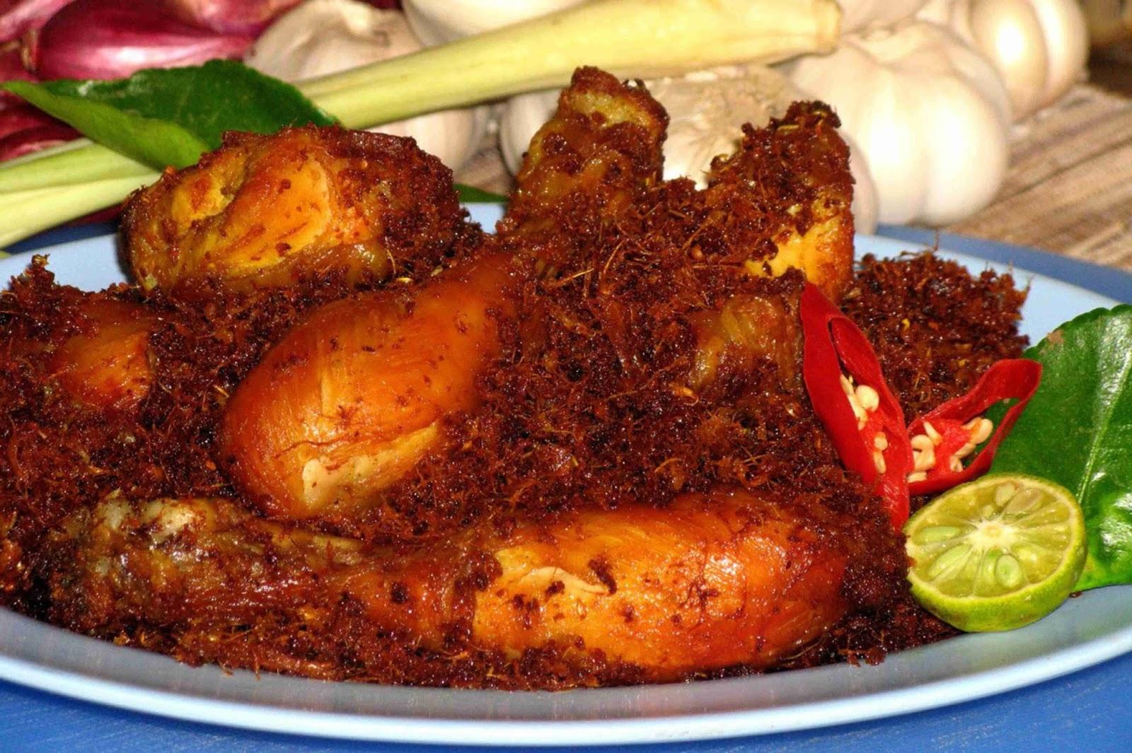 Resep Ayam Goreng Padang ~ Resep Kuliner khas Nusantara