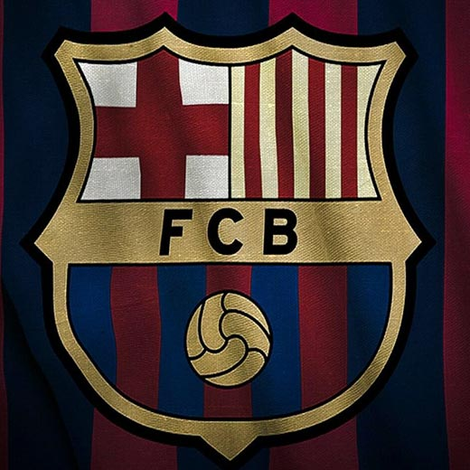 FC Barcelona - Flag Wallpaper Engine
