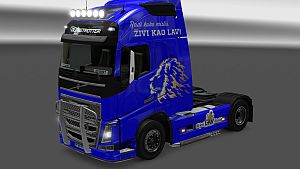 Lav Pivo skin for Volvo 2012