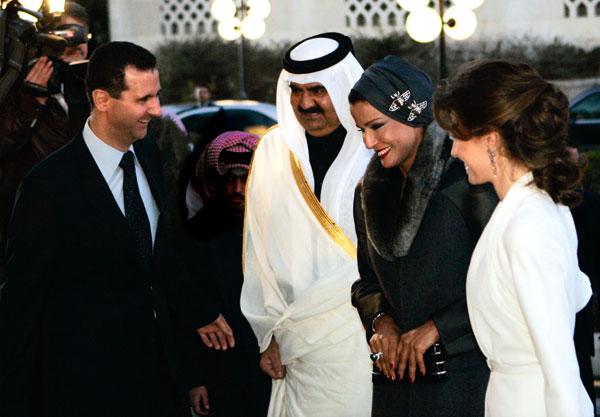 Alles Schall und Rauch: Moral ist käuflich und Katar kauft ...