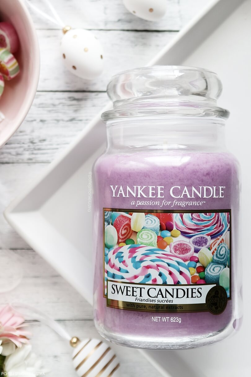 yankee candle sweet candies wielkanoc 2018