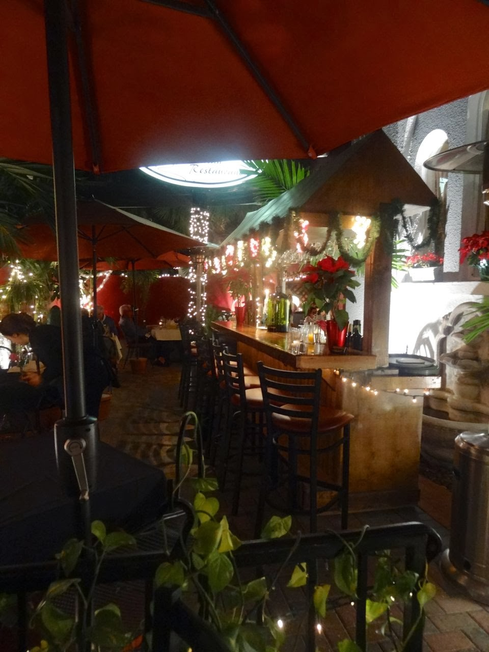Tucked Away On Picturesque Palm Avenue In A Small Two Story Home Built 1926 Casantica Is One Of Sarasota S Prettiest Italian Restaurants