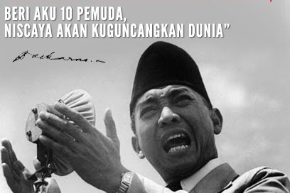 "MARHAENISME SOEKARNO; JEJAK PEMIKIRAN ""KIRI MODERAT"" INDONESIA"