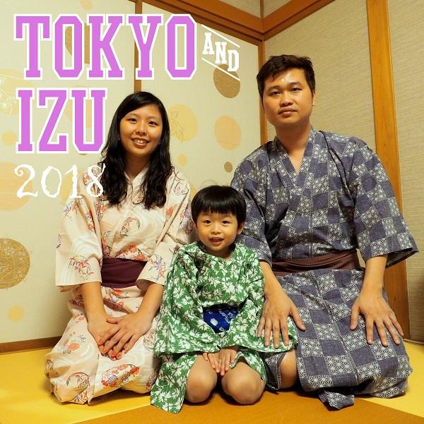 Tokyo Izu Japan