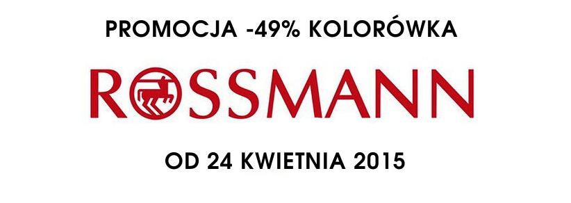 promocja 49 55 rossmann