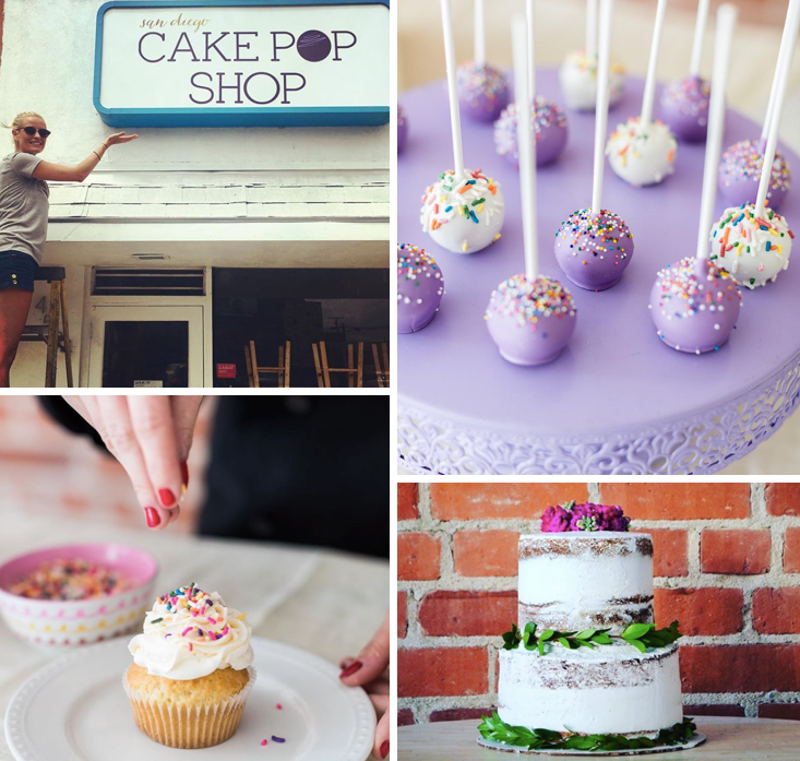 Sandiegoville San Diego Cake Pop Shop To Open Brick And Mortar