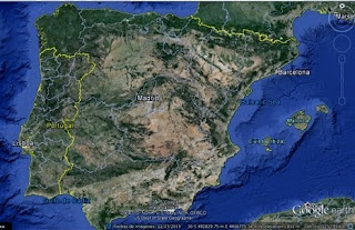 España Google Earth