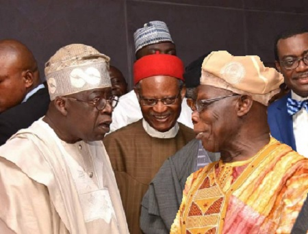 Bola Tinubu and Obasanjo's Coalition for Nigeria
