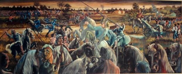 APURE: Conozca cómo fue la Batalla de Guasdualito; 29 de enero 1815.  VIDEO/HISTORIA