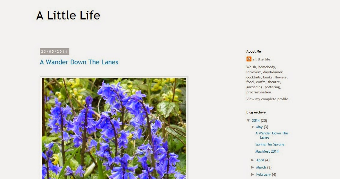 A Little Life Blog