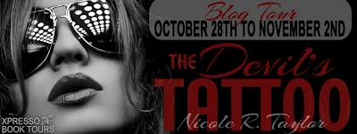 The Devils Tattoo by Nicole Taylor Blog Tour