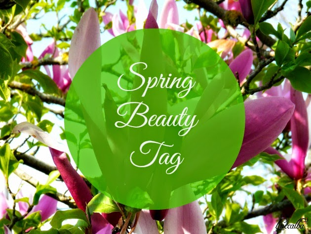 Spring beauty tag