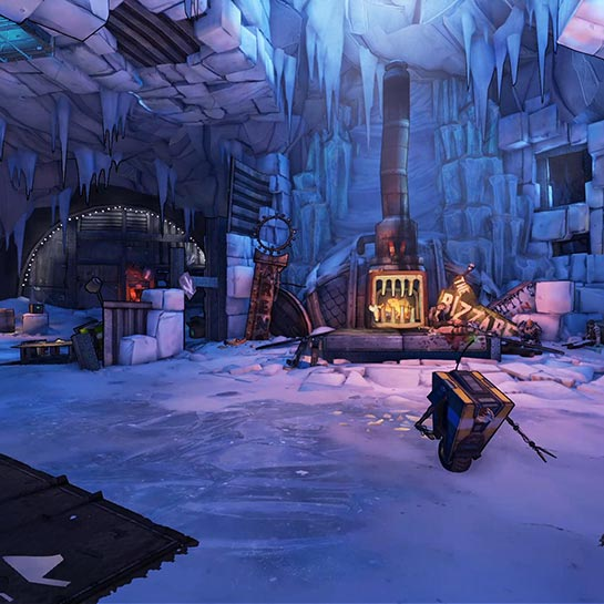 Borderlands 2 Blind Claptrap Wallpaper Engine