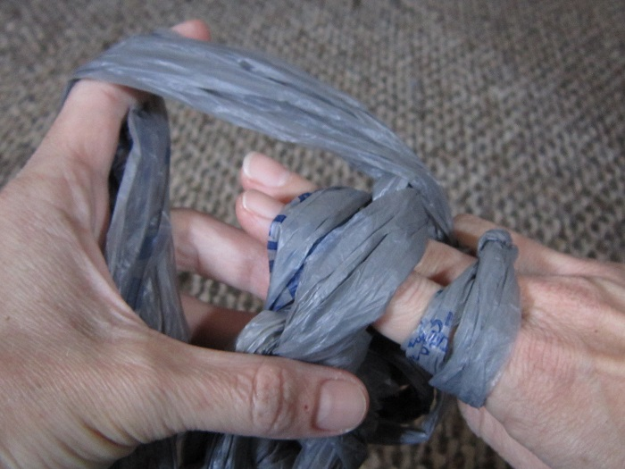 foundation single crochet, how to, tutorial