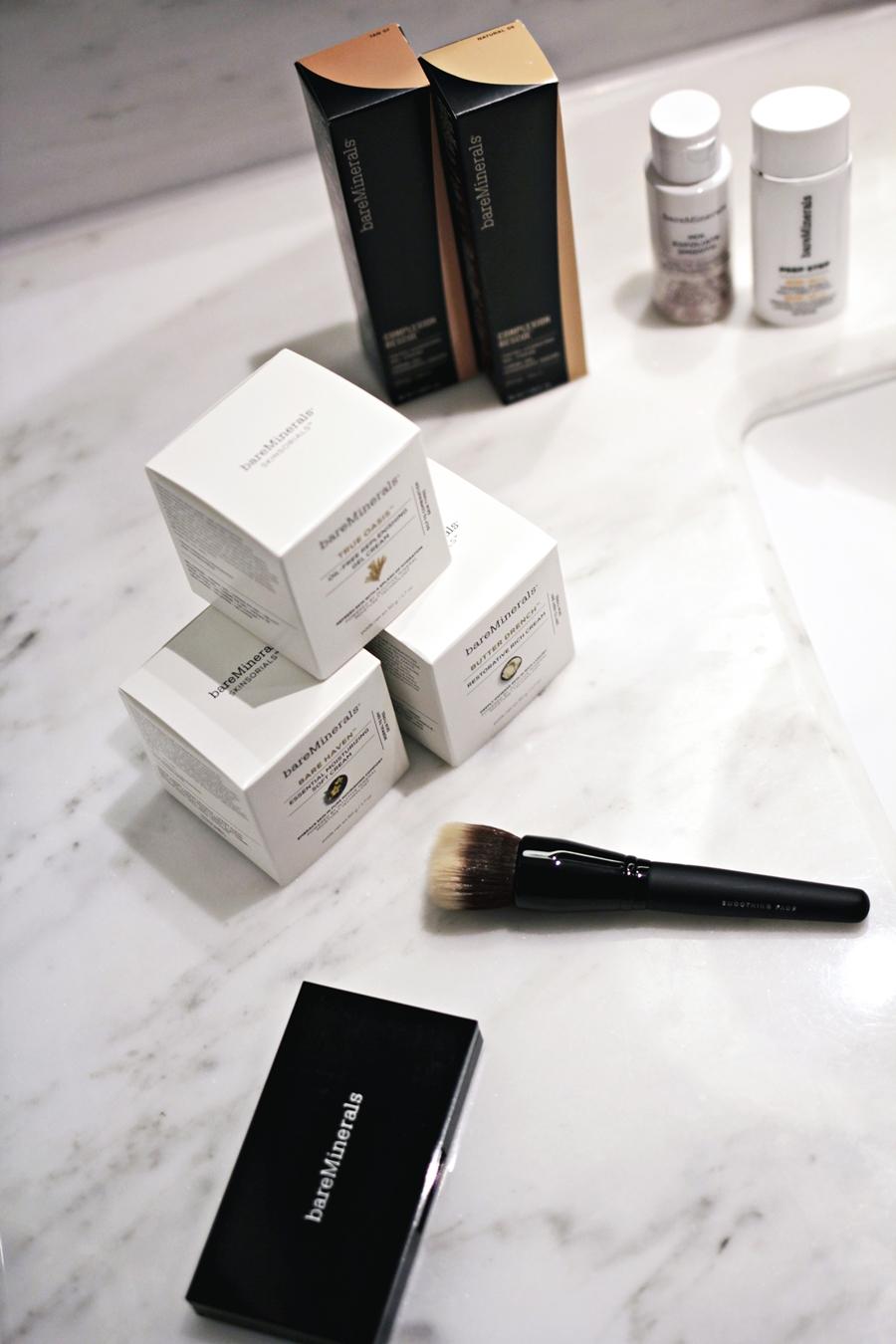 pinsel poren reinigen