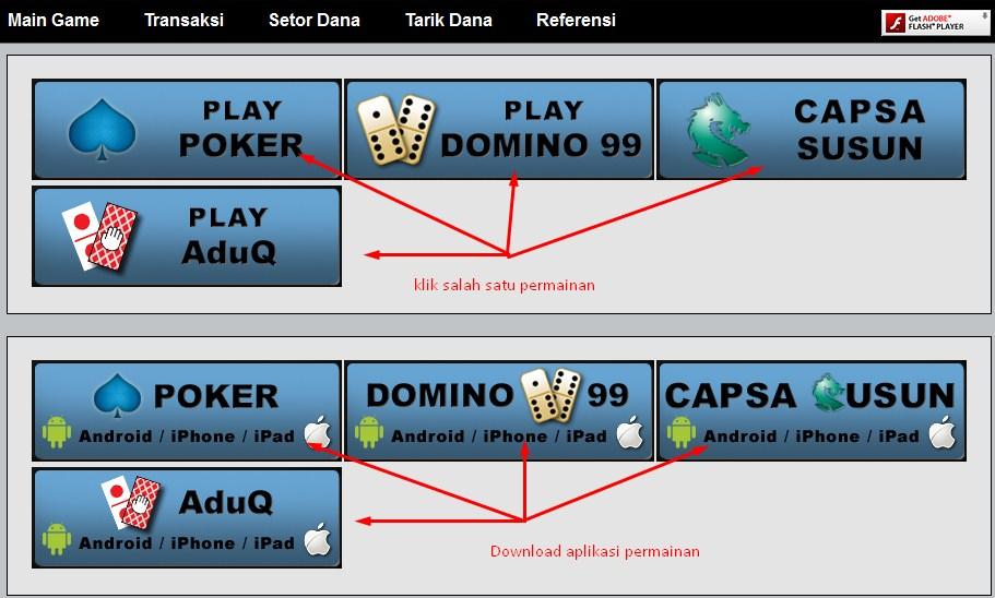 Cara Lengkap Daftar Member di Agen Judi Poker Online