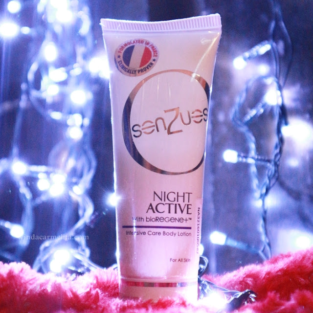 SenZues Night Active, senzues, senzues indonesia, senzues body lotion, senzues cellactive, senzues hydrafirm, senzues lumibright, senzues hydracool, lotion anti selulit, lotion anti kerut, lotion kolagen, manfaat kolagen, dampak polusi terhadap, guardian, watsons, mengatasi kulit kering, lotion untuk kulit kering, kulit kering, kulit bersisik, kulit kaki kering, kulit wajah kering, menghilangkan sisik,